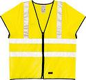 Varoliivi 306 SD keltainen EN 471 luokka 3