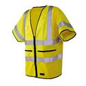 Varoliivi 306 STD keltainen EN 20471 luokka 3
